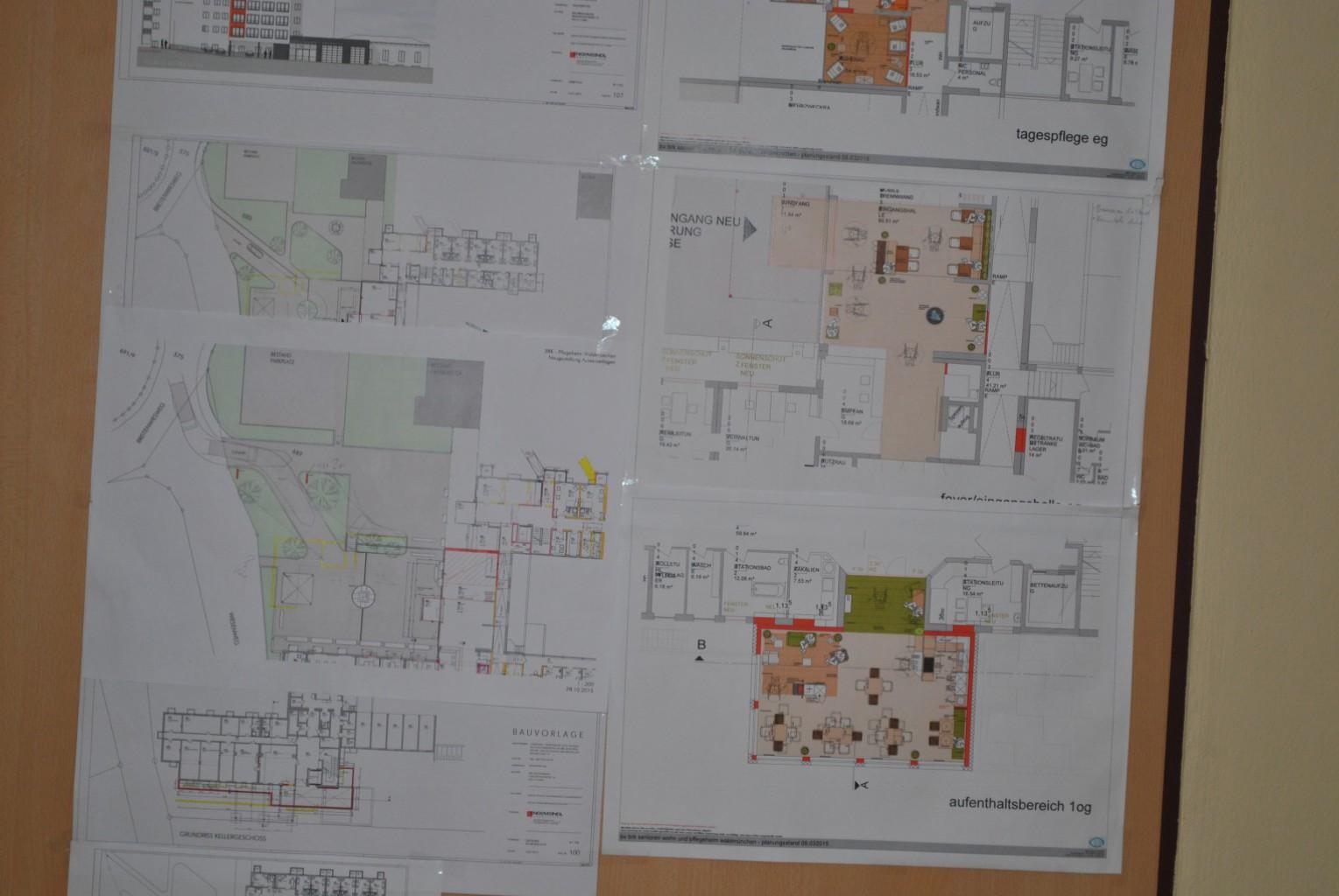 Umbau Des Seniorenheims Beginnt Im Frühjahr